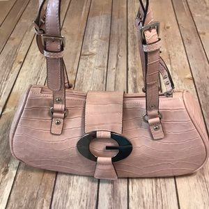 NWOT pink guess purse